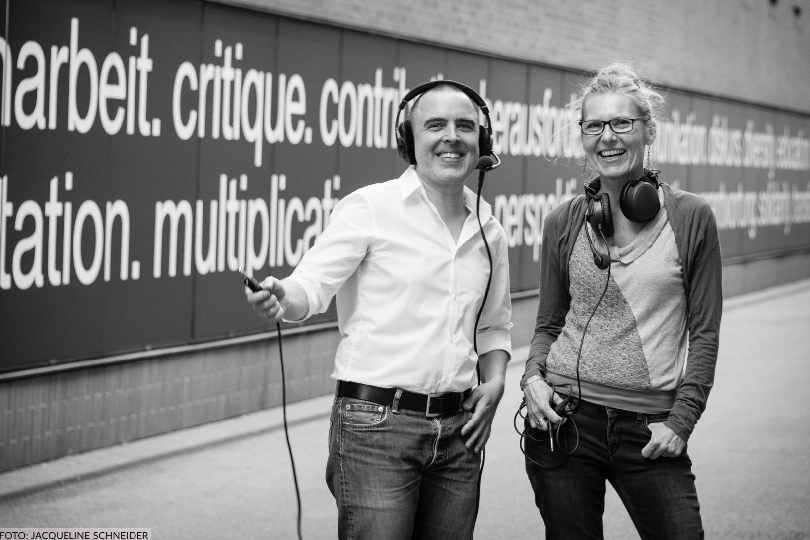 Sinn.fm-Der Podcast der beruflichen Lebensgeschichten mit Gabi Schuster_Klackl und Gregor Schneider