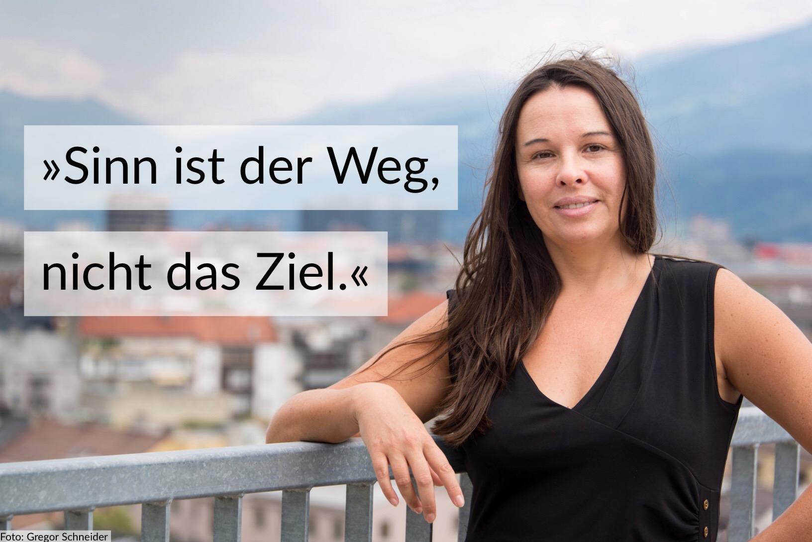 Sinn.fm Interview mit Tatjana Schnell, Foto: Gregor Schneider