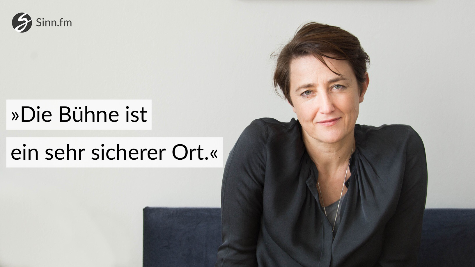 Sinn.fm Interview mit Barbara Gassner, Schauspielerin (Foto: Gregor Schneider)