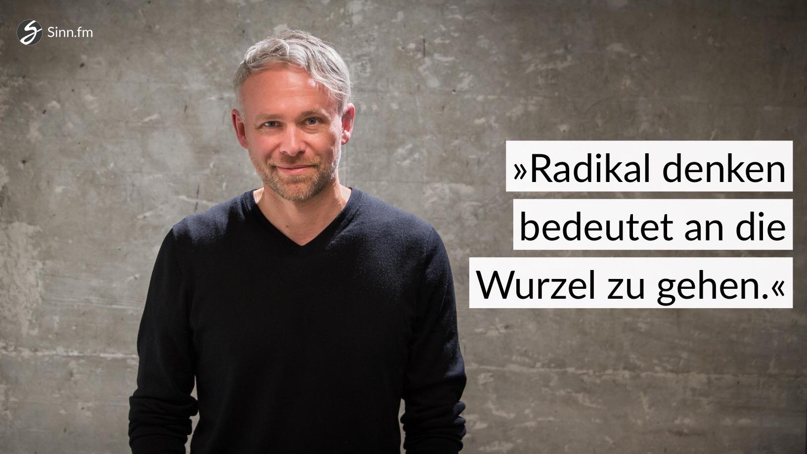 Sinn.fm Interview mit Niko Alm, Foto: Gregor Schneider